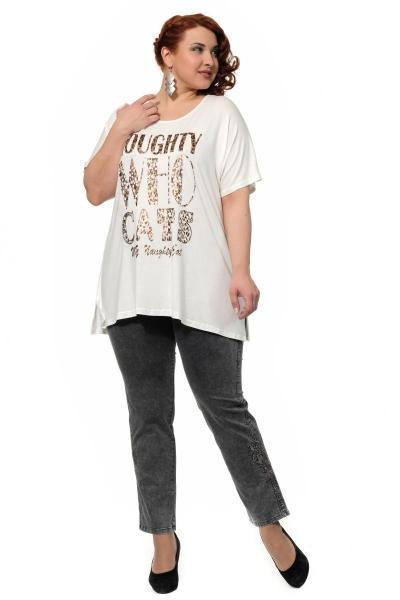 Артикул 302601 - джинсы большого размера