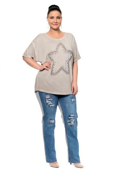 Артикул 304126 - джинсы большого размера