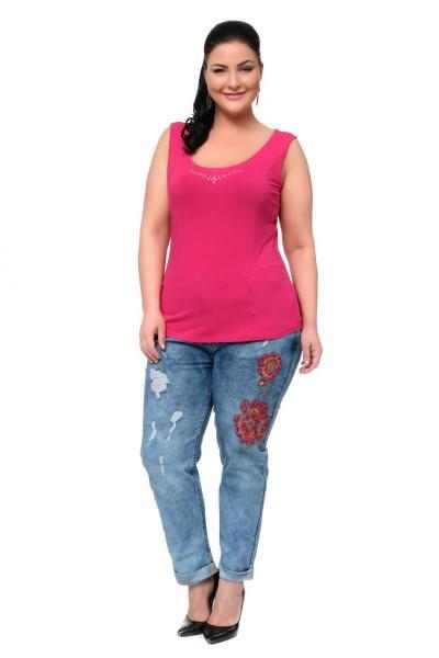 Артикул 304527 - джинсы большого размера