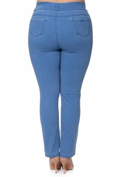 Артикул 302625 - джинсы большого размера - вид сзади