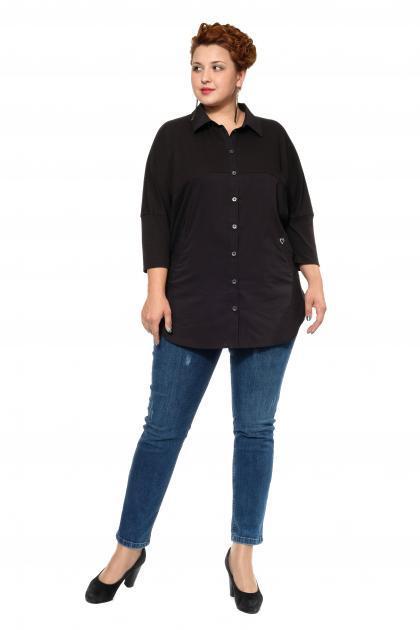 Артикул 301373 - джинсы большого размера