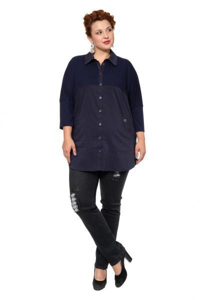 Артикул 301048 - джинсы большого размера