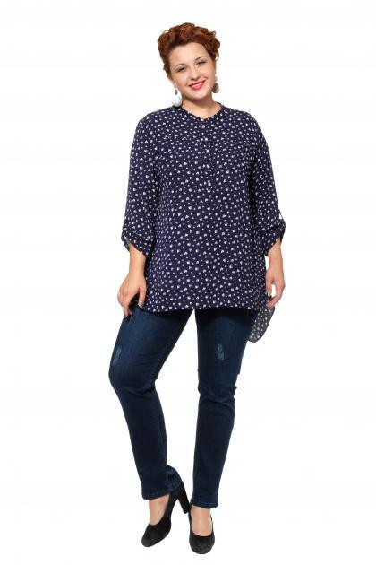 Артикул 301378 - джинсы большого размера