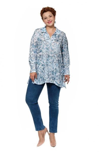 Артикул 301029 - джинсы большого размера