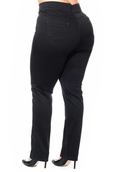 Артикул 302961 - джинсы большого размера - вид сзади
