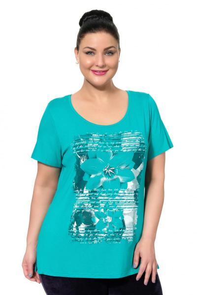 Артикул 615 - футболка большого размера