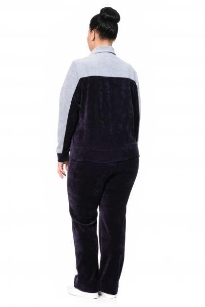 Артикул 462 - костюм большого размера - вид сзади