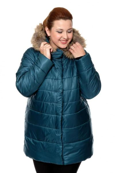 Артикул 0010806 - куртка большого размера