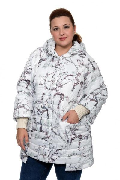 Артикул 0010783 - куртка большого размера