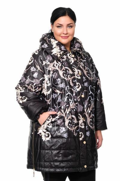 Артикул 370839 - куртка большого размера