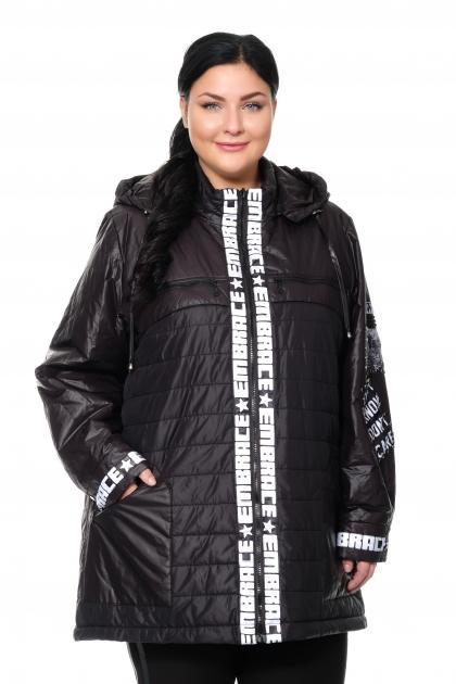 Артикул 361408 - куртка большого размера