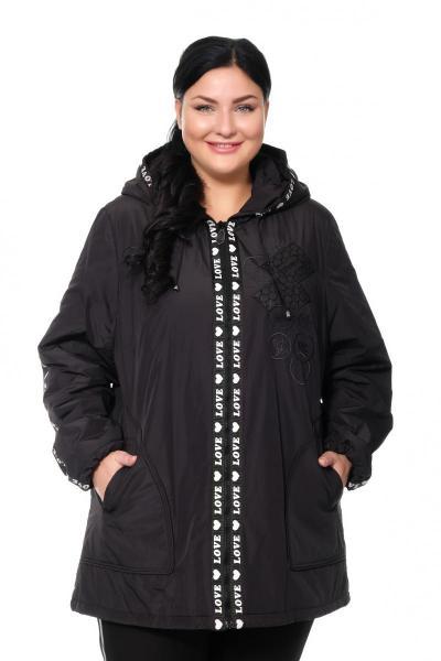 Артикул 361409 - куртка большого размера