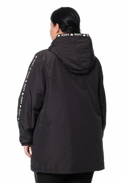Артикул 361409 - куртка большого размера - вид сзади