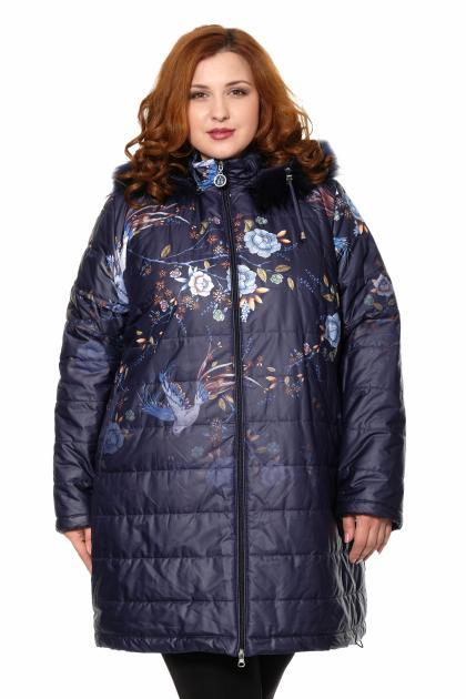 Артикул 370805 - куртка большого размера