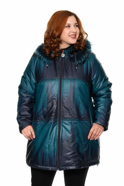 Артикул 361412 - куртка большого размера
