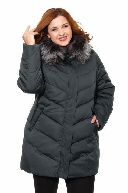 Артикул 301783 - куртка большого размера