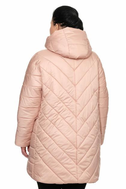 Артикул 0010888 - куртка большого размера - вид сзади