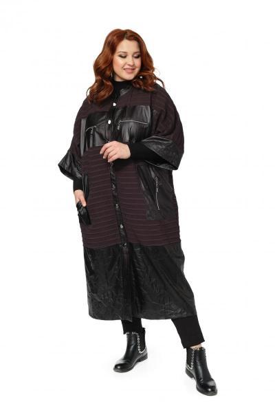 6ed22d5318d Женские пальто больших размеров для полных в Москве купить в ...