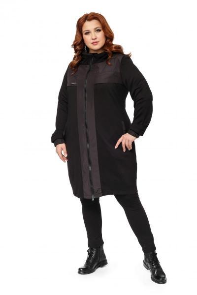 1bca9f9f80e Женские пальто больших размеров для полных в Москве купить в ...