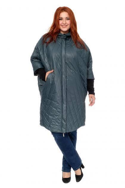 884f76315cb Верхняя одежда больших размеров в Москве - Купить женскую верхнюю одежду  для фигуры перевернутый треугольник