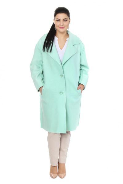 Артикул 013312 - пальто большого размера