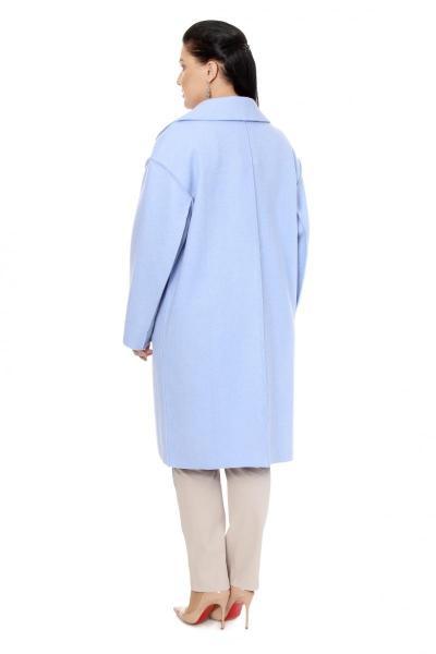 Артикул 013312 - пальто большого размера - вид сзади