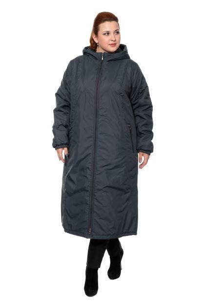 Артикул 113472 - пальто большого размера