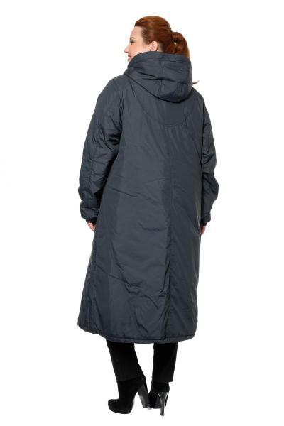 Артикул 113472 - пальто большого размера - вид сзади