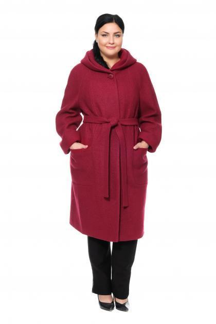 Артикул 300912 - пальто большого размера