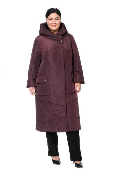 Артикул 300883 - пальто большого размера