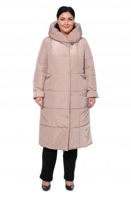Артикул 300817 - пальто большого размера