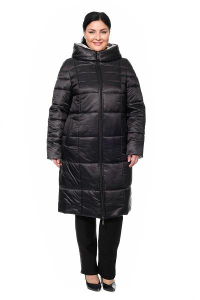 Артикул 300303 - пальто большого размера