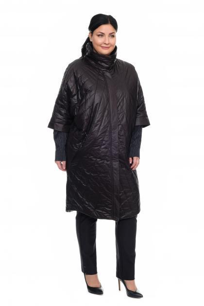 Артикул 370819 - пальто большого размера
