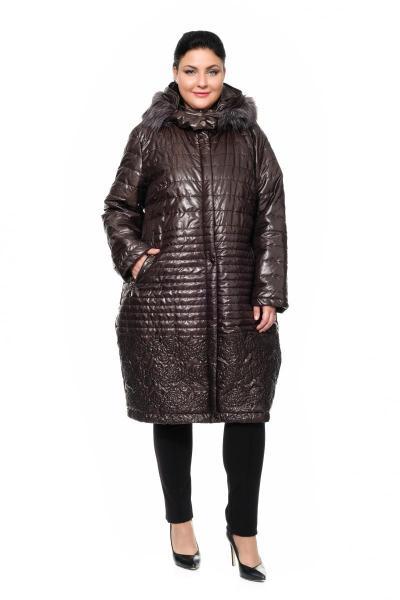 Артикул 301491 - пальто большого размера
