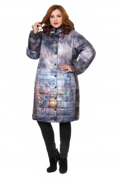Артикул 310004 - пальто большого размера