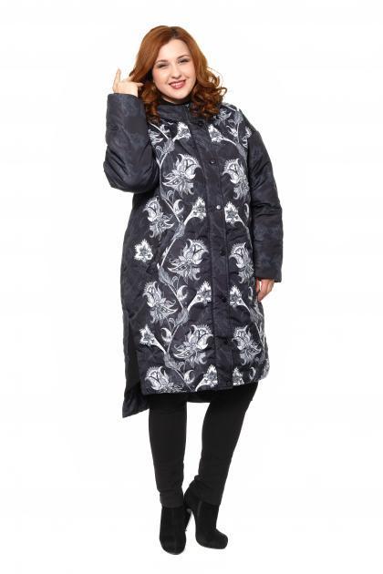 Артикул 310005 - пальто большого размера