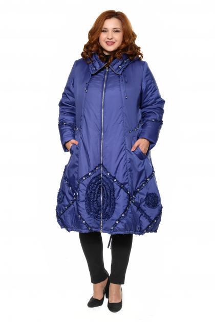 Артикул 300090 - пальто большого размера