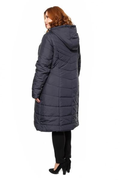Артикул 303004 - пальто большого размера - вид сзади