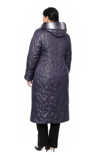Артикул 300192 - пальто большого размера - вид сзади