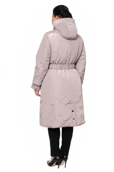 Артикул 310006 - пальто большого размера - вид сзади