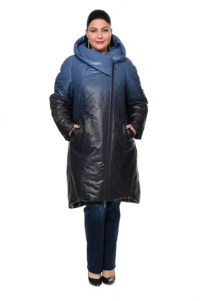 Артикул 300311 - пальто большого размера