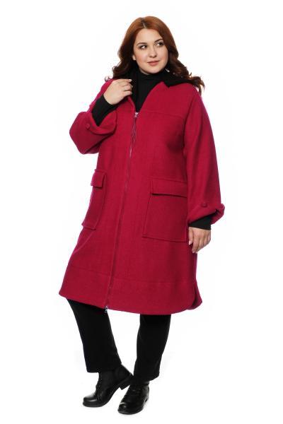 Арт. 604362 - Пальто с жилетом