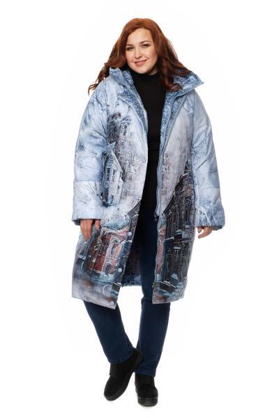 пальто-трансформер