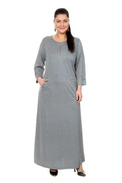 Артикул 17312 - платье большого размера