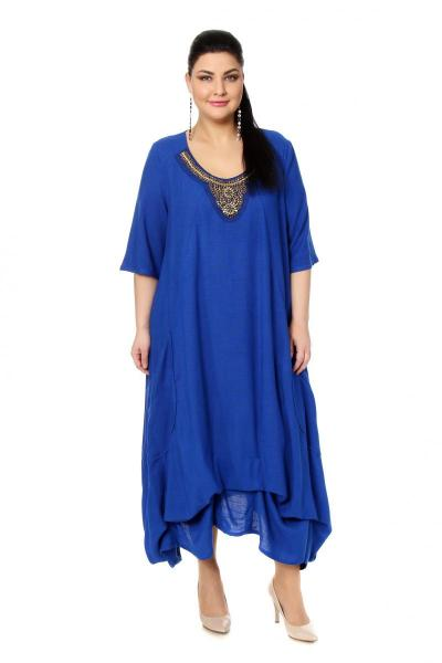 Артикул 17318 - платье  большого размера