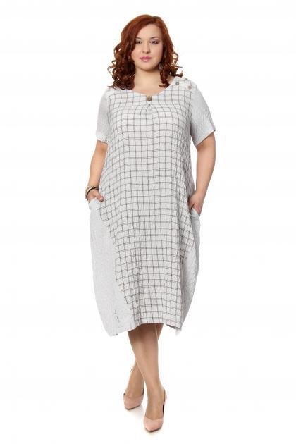 Артикул 301633 - платье  большого размера