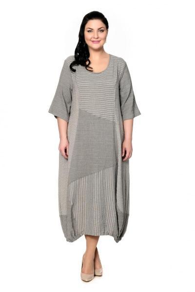 Артикул 300716 - платье большого размера