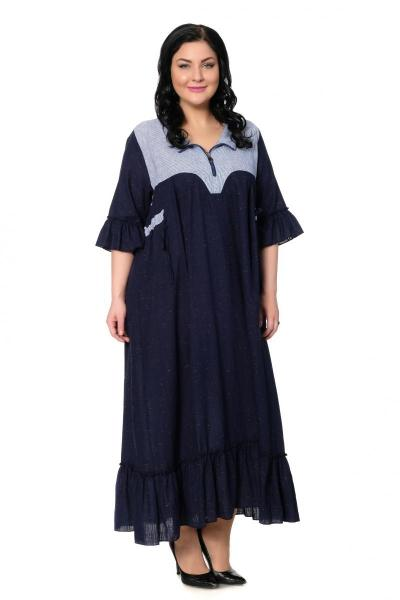 Артикул 300469 - платье  большого размера
