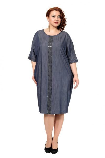 Артикул 309262 - платье большого размера