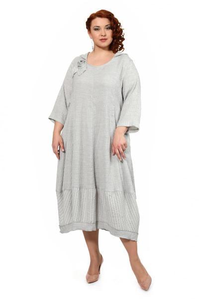 Артикул 716006 - платье большого размера